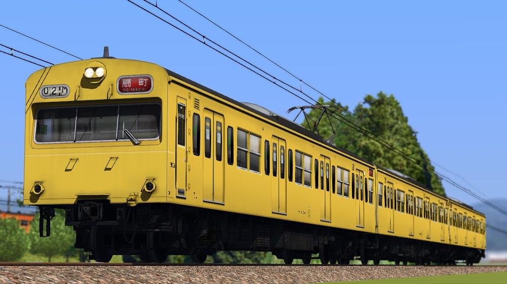 [JR東日本]103系 鶴見線 公開