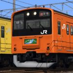 [JR東日本]201系 中央線統合パック 公開