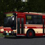 [路線バス]狛枝市営バス ニューエアロスター(KC-MP717K) 公開