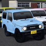 [自動車-軽-乗用車]スズキ ジムニー(JA22W_JIMKEN TAC仕様) 公開