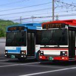 [路線バス]バスPIベース エルガミオ&レインボーⅡ 公開