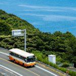 伊予鉄南予バス(八幡浜) 2019年8月