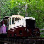 赤沢森林鉄道