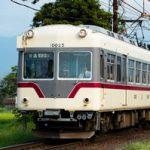 富山地鉄20形 2019年8月
