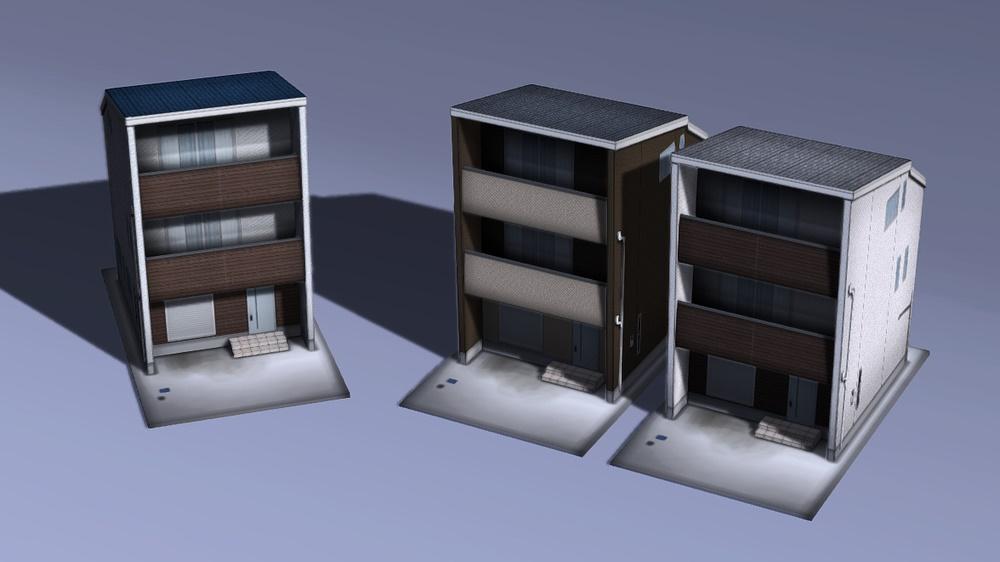 都市型住宅C