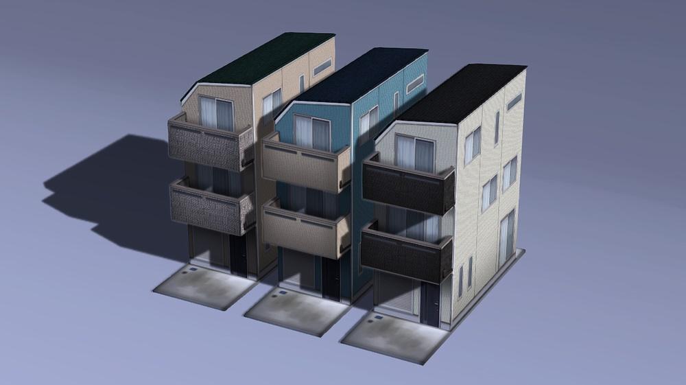 都市型住宅B