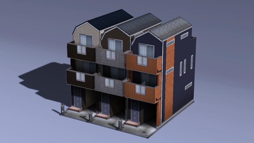 都市型住宅A