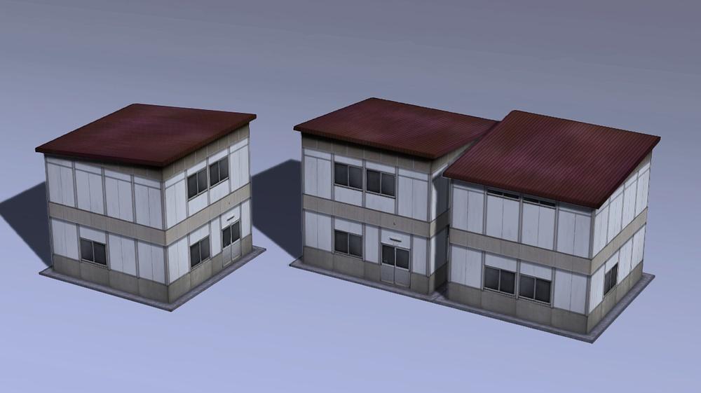 倉庫A(2階建)